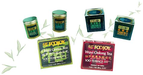 A medley of Foojoy products